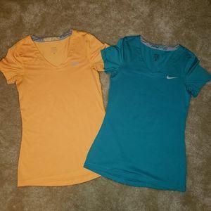 Nike Pro Shirt Bundle